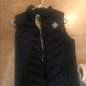Hollister Women's Down Vest Large